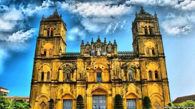 Nhà thờ Bùi Chu và việc bảo tồn di sản kiến trúc tôn giáo