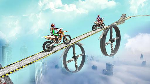 Tricky Bike Stunt Racing 2020 1.0 screenshots 5