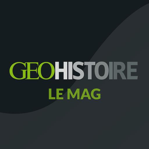 GEO Histoire le magazine Icon