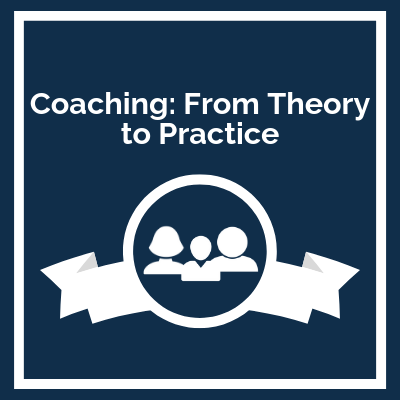 Course Icon: Coaching From Theory to Practice