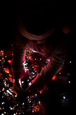 La magia delle luci di elyan
