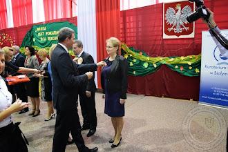 Photo: Wojewódzkie obchody Dnia Edukacji Narodowej 2014 - Medal Komisji Edukacji Narodowej P. D. Seluk
