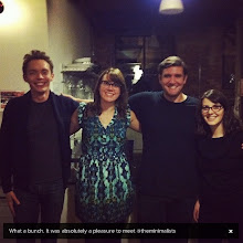Photo: Toronto Ericka, Mel, and The Mins