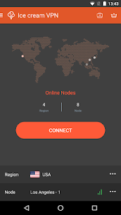 IceCream VPN - Unlimited Free VPN Privacy Proxy - náhled