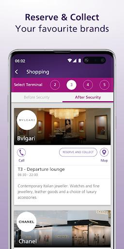 Heathrow Airport Guide Pro  screenshot 4