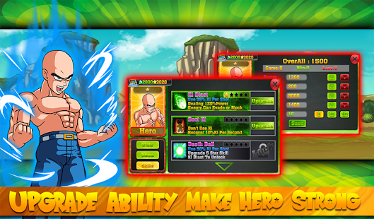 Game Create Dragon Z Saiyan Warrior APK for Windows Phone