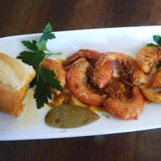 Venezuelan-Style Barbecue Shrimp.