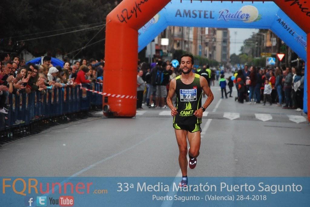 atleta del Tricanet Ramón Ejeda Medina