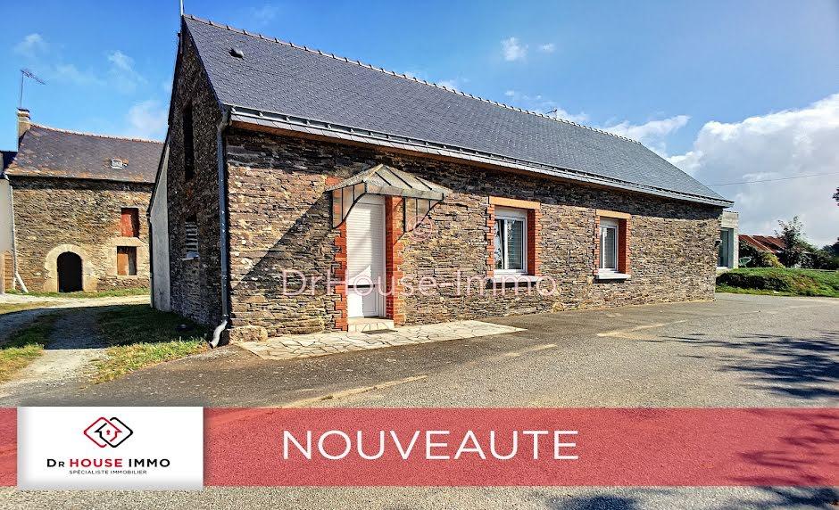 Vente maison 4 pièces 74 m² à Augan (56800), 194 480 €