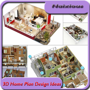 Download 3d Home Plan Design Ideas For Pc