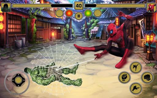 Immortal Gods Fighting Ring Arena Superhero War 1.5 3