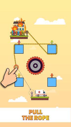Rope Rescue Screenshot