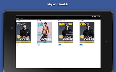 blu Mediengruppe – Miniaturansicht des Screenshots