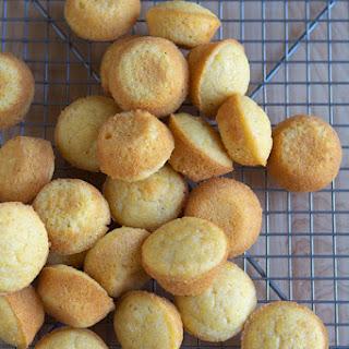 Mini Cornbread Muffins, Gluten-free