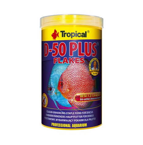 Discus D-50 Plus Flakes 250ml/50 g