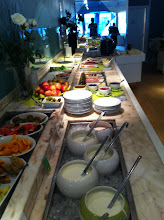 Photo: Mere buffet