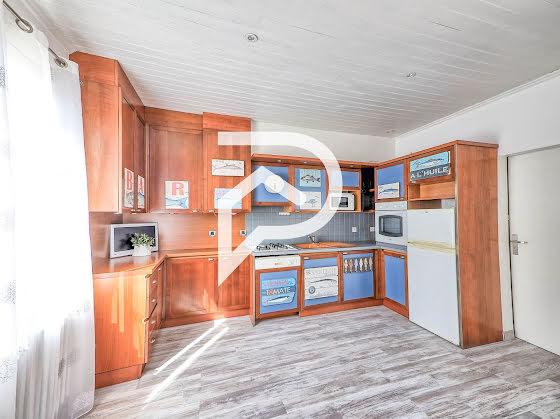Vente maison 4 pièces 57,5 m2