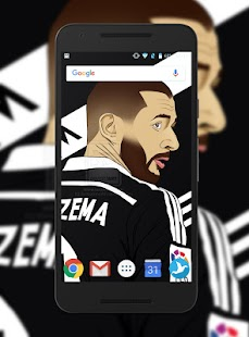 Best Benzema Wallpaper HD - náhled