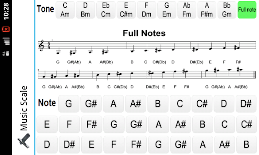 Harmonica Tabs (Music Theory) - Android Apps on Google Play