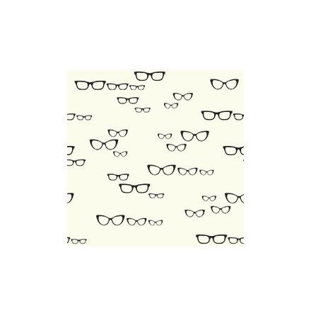 Trikå glasögon