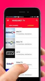 Warganet TV - TV Online Netizen Indonesia - náhled