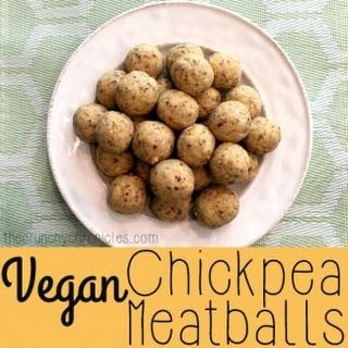 Chickpea Meatballs Recipes