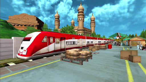 Indian Local Train Simulator for PC