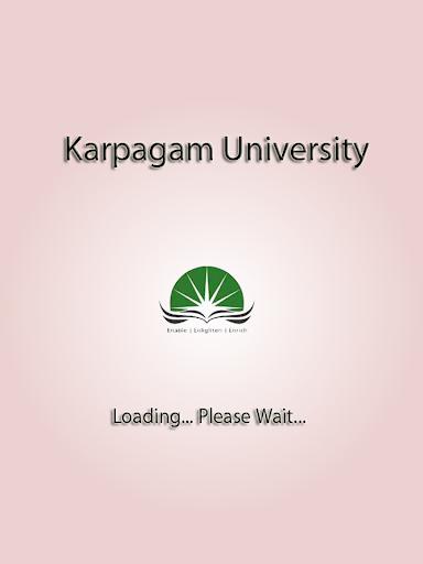 Karpagam University