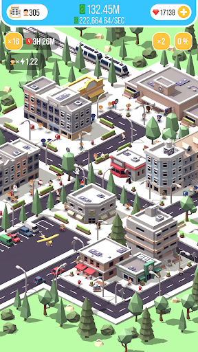 Idle Island - City Building Idle Tycoon (AR Mode) android2mod screenshots 18