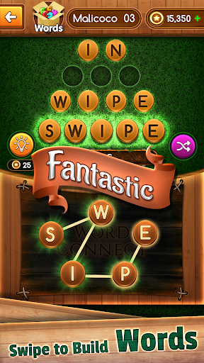 Word Connect - The Word Link Game!  screenshots EasyGameCheats.pro 1