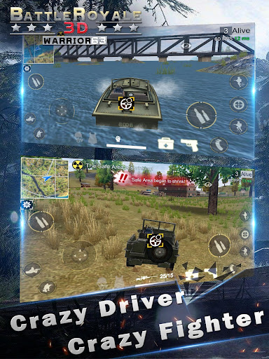 Battle Royale 3D - Warrior63 1.0.7.2 screenshots 6