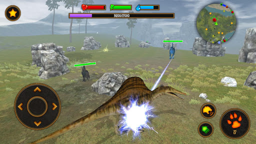 Clan of Spinosaurus screenshot 17