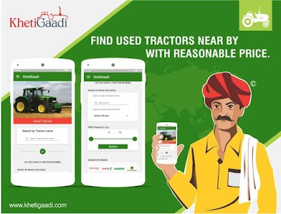 New Tractors & Old Tractors Price – KhetiGaadi 5.3.7 APK + MOD (Unlocked) 3