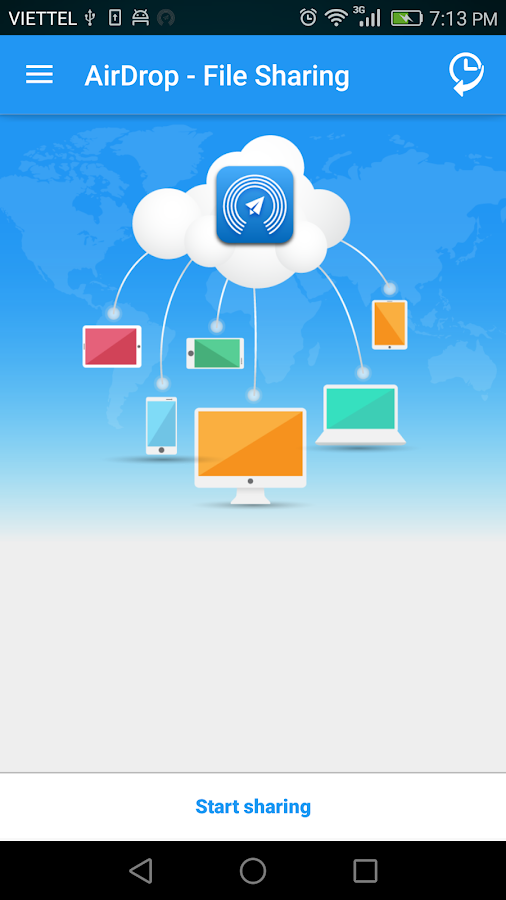 Airdrop Wifi File Transfer Android Apps On Google Play