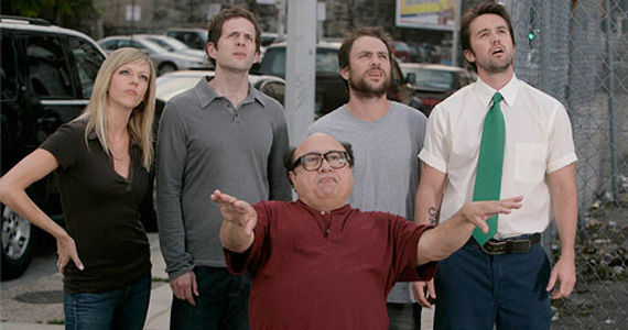 back to school with it s always sunny her campus