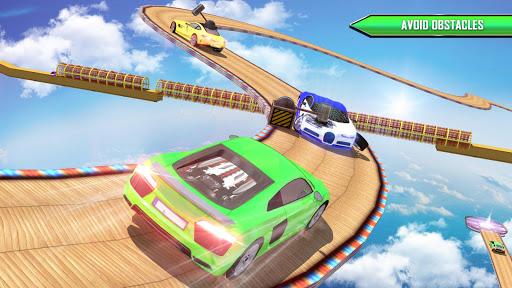 Crazy Car Driving Simulator: Mega Ramp Car Stunts filehippodl screenshot 7