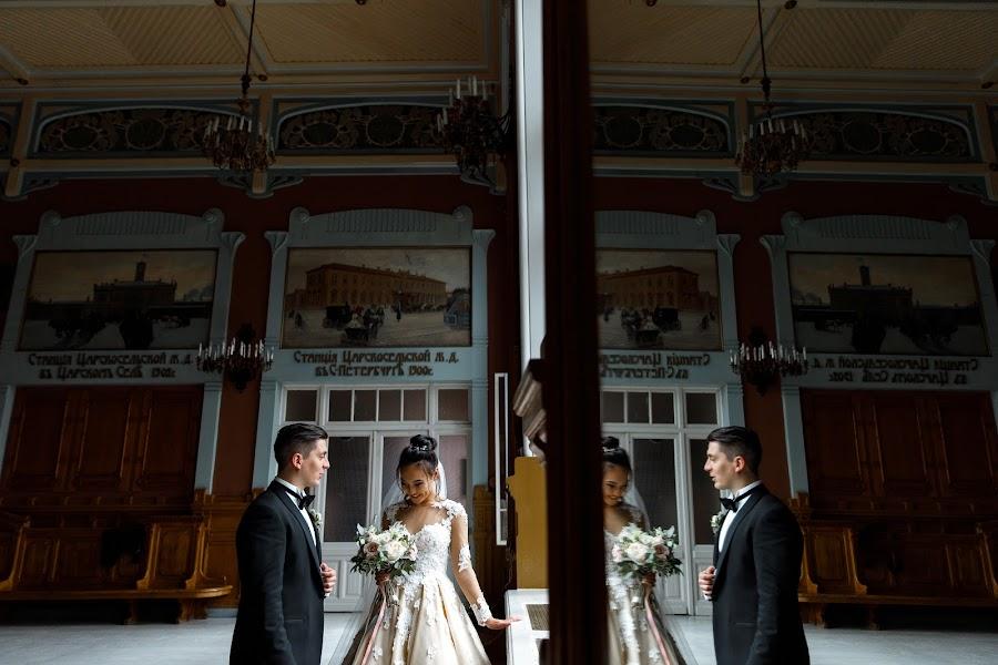 Wedding photographer Nazar Voyushin (NazarVoyushin). Photo of 30.10.2017