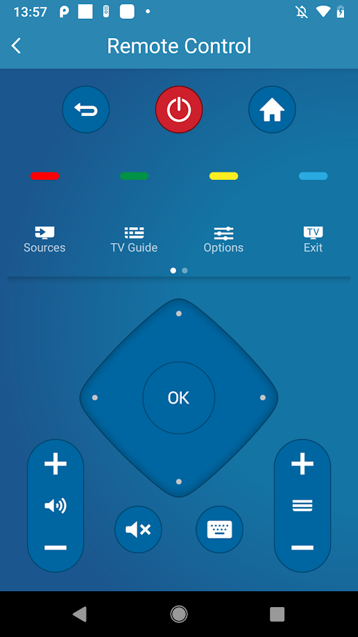 Philips TV Remote App 2.0