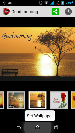 Pictures Good morning