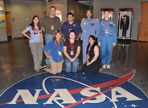 Photo: Space Camp alumni.