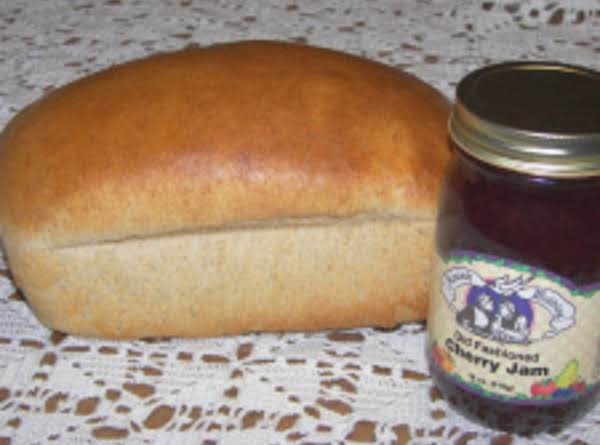 Amish Wheat Bread
