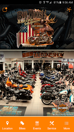 Big Moose Harley- Davidson®