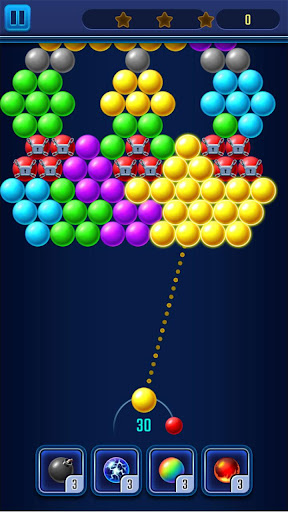 Bubble Shooter Light apkmind screenshots 5