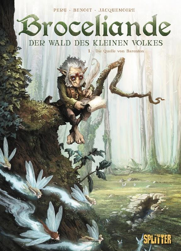 Broceliande: Der Wald des Kleinen Volkes (2018) - komplett