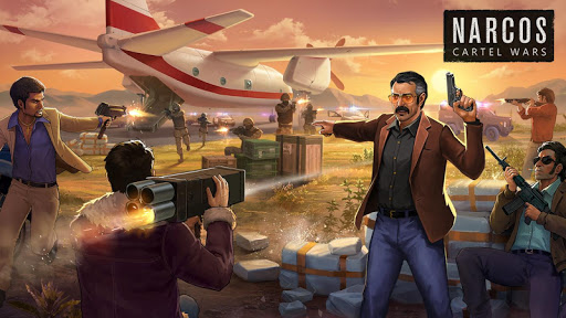 Narcos: Cartel Wars 1.28.00 androidtablet.us 1