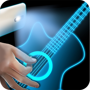 Simulator Guitar Hologram for PC and MAC