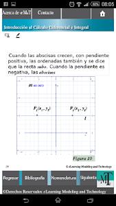 Cálculo Diferencial e Integral screenshot 11
