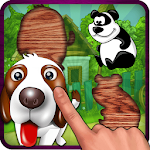 Animal Puzzle for Kids Icon