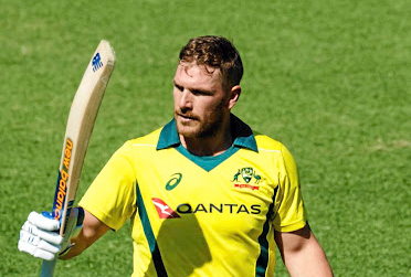 Aaron Finch. Picture: SUPPLIED