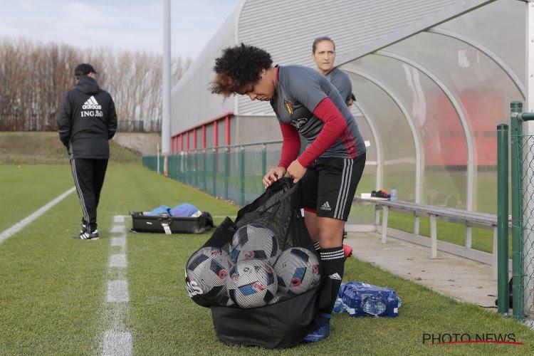 Missipo out, vervangster opgeroepen bij Belgian Red Flames
